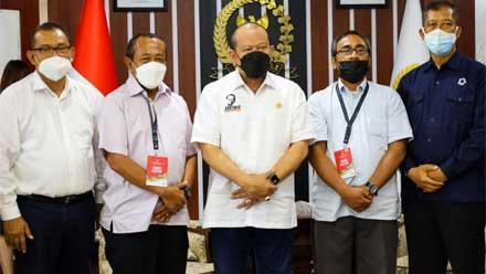 Pegawai Eks Merpati Mengadu ke Ketua DPD RI