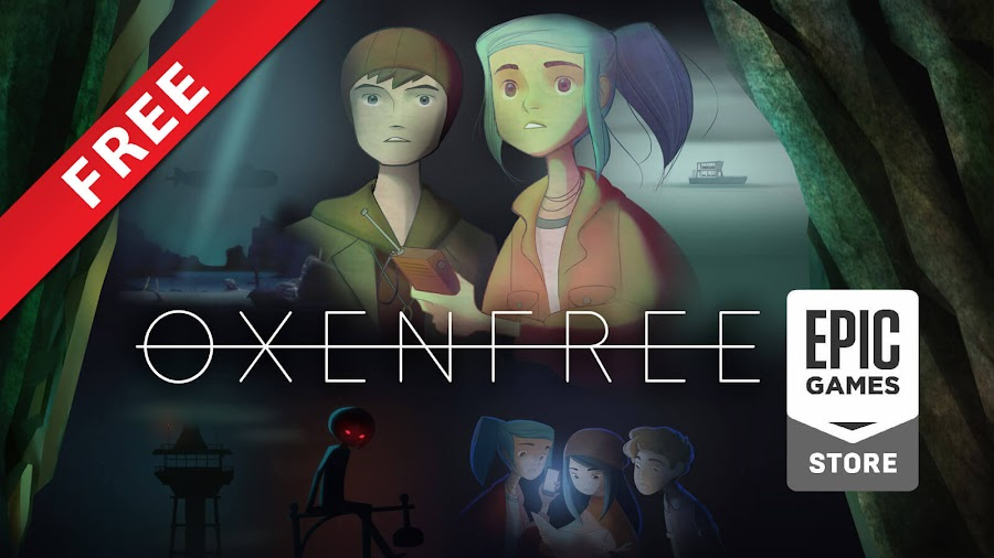 oxenfree free pc epic games store