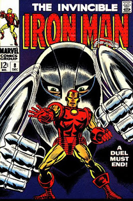 Iron Man #8, the Gladiator