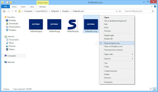 تحميل برنامج دروب بوكس للكمبيوتر مجانا Download Dropbox