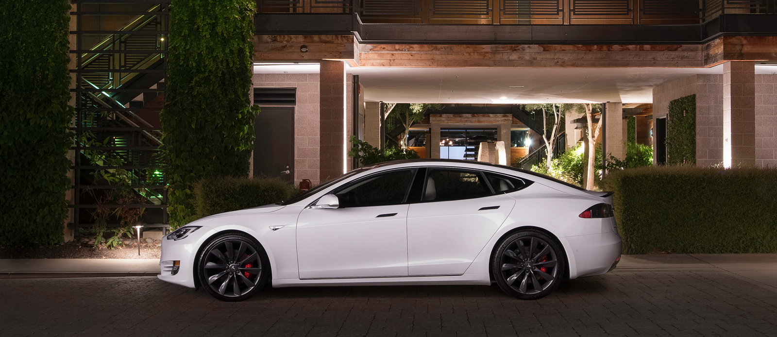 Tesla's Upcoming Update To Allow Model S P100D Run The ...