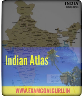 Indian Atlas Map eBook