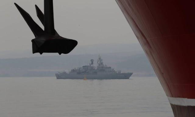 Σε επιφυλακή οι ΕΔ: Στο Βόρειο Αιγαίο πλοία του τουρκικού πολεμικού ναυτικού