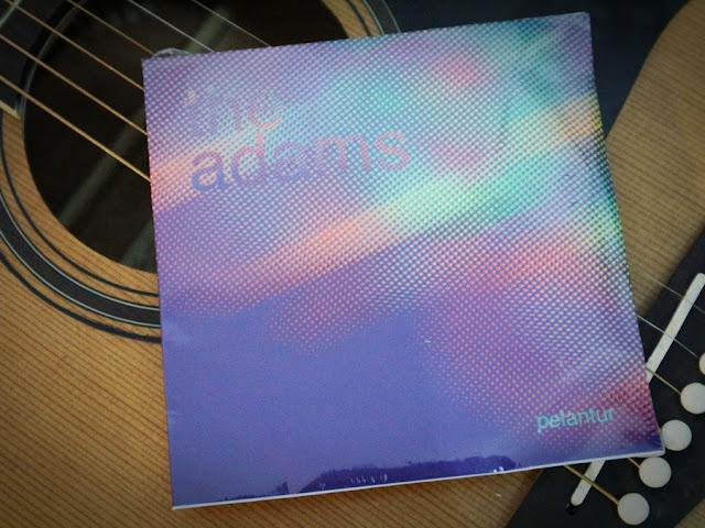 the adams, album the adams, lirik the adams, pelantur the adams, konservatif the adams, janji joni, OST jani joni,