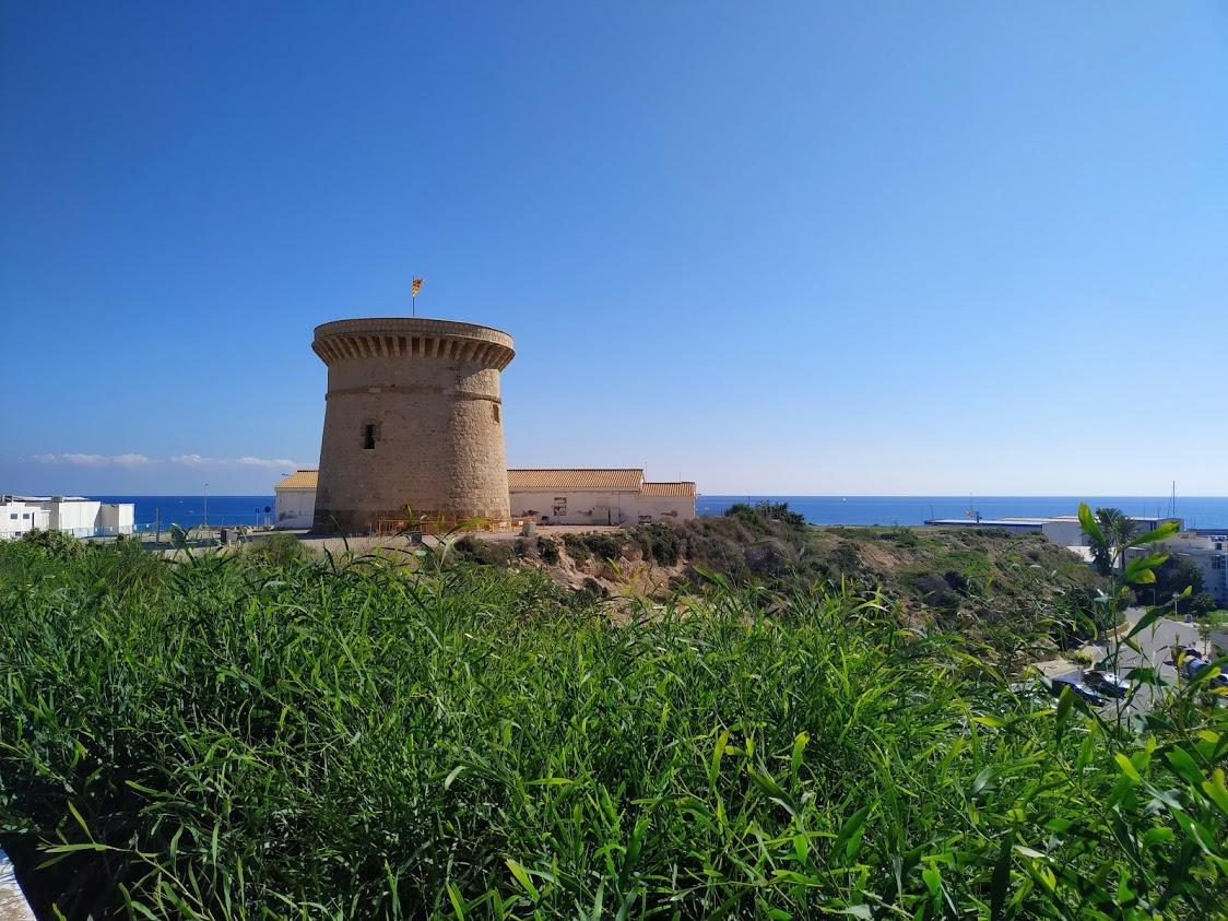 El Campello 2019 - Torre Vigia and the Illeta dels Banyes