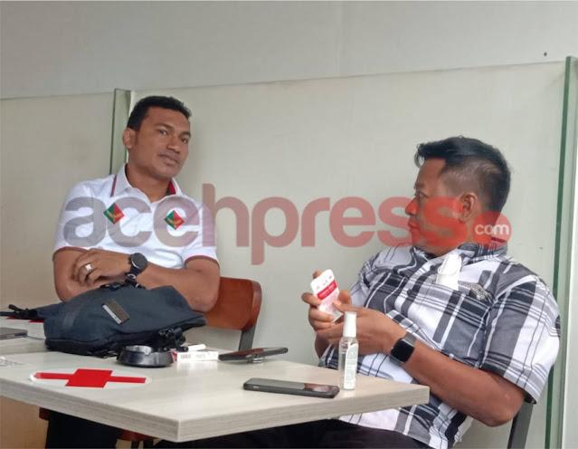 Rektor USU Dilantik,Ini harapan Safaruddin Wakil Ketua DPR Aceh
