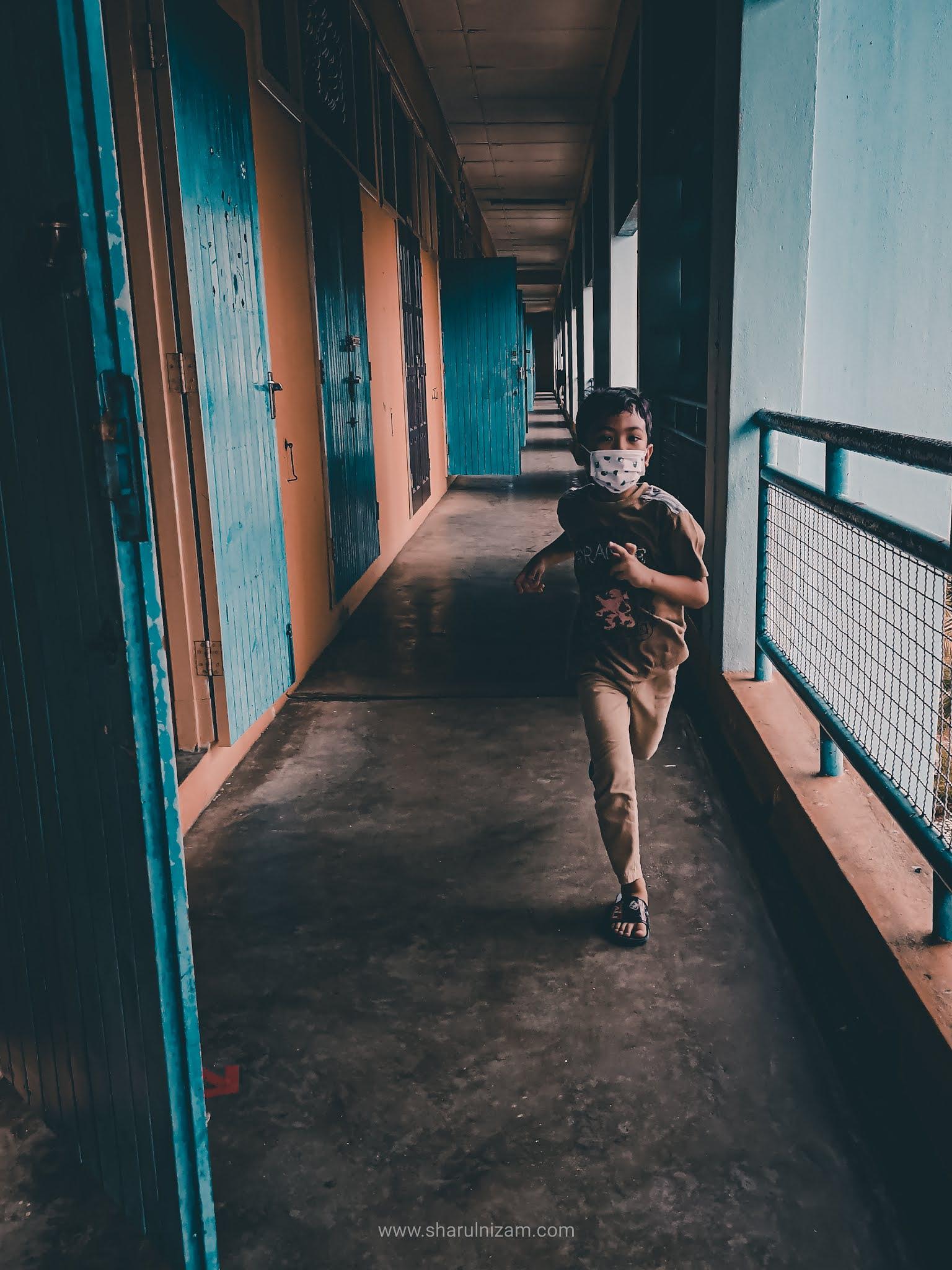 Bilik Darjah Di Sekolah Tun Fatimah, Johor