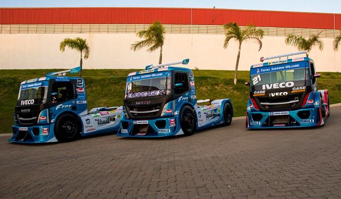 NEXPRO marca presença em mais uma temporada da Copa Truck
