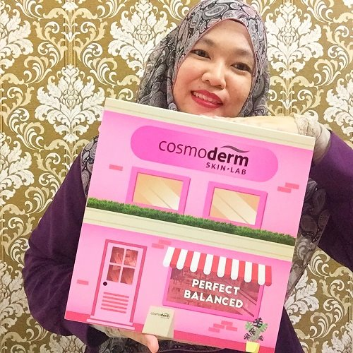 Cosmoderm Skin Lab Perfect Balanced Range