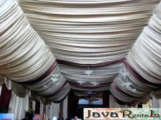 Sewa Tenda Dekorasi VIP - Penyewaan Tenda VIP Murah