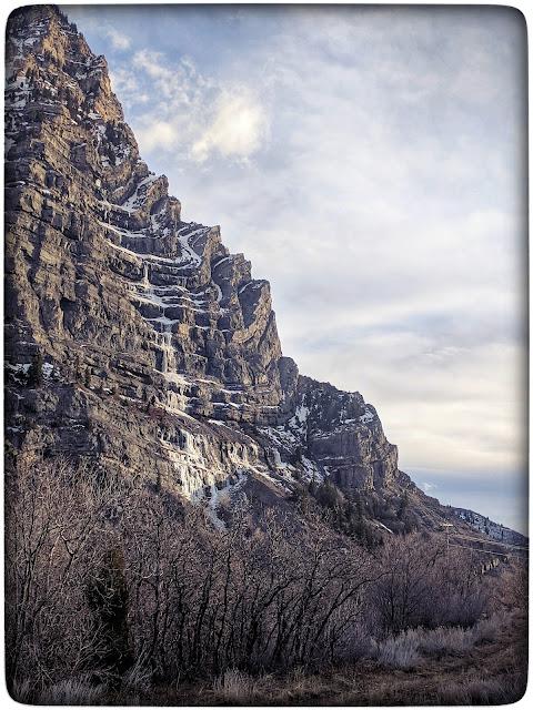 Cascade Mountains Cool Fault Line