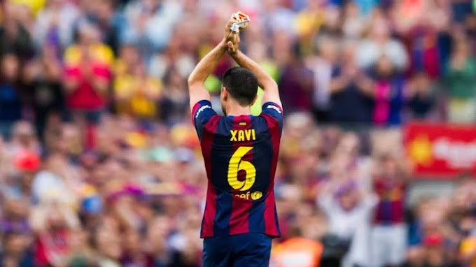 Xavi list the best promising midfielder, defender and attacker in football currently
