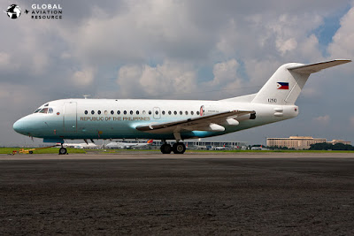 philippine government aircraft