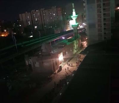 بالصور والفيديو.. هدم مسجد في الأسكندرية تنفيذًا لتعليمات السيسي