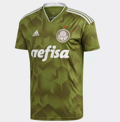 d737a586b7051 El tercera camisetas de futbol baratas replicas de Palmeiras 2018-2019  acaba de ser lanzado por el club y Adidas. Es como si fuera la última vez  que Adidas ...