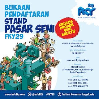 Festival Kesenian Yogyakarta 29