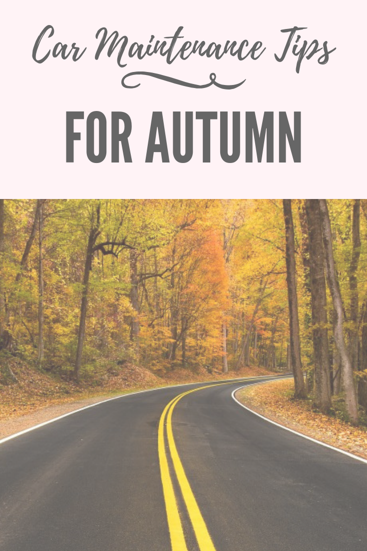 car maintenance for autumn
