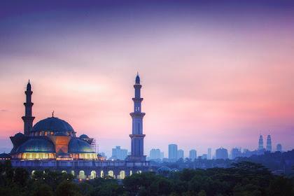 5 Masjid Dengan Arsitektur Paling Unik di Dunia