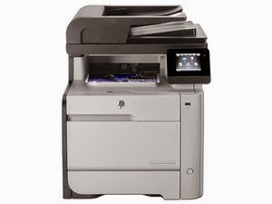 Download Driver Printer HP LaserJet Pro M476dw