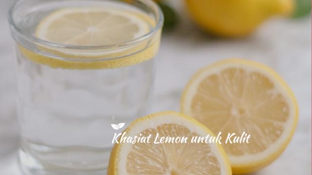 Mengejutkan! Ini 7 Khasiat Lemon untuk Kulit