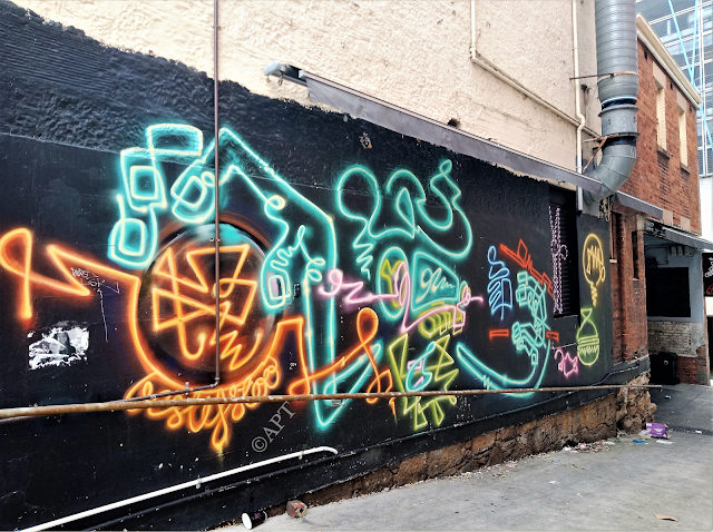 Hobart Street Art | Mural at Speed Feed