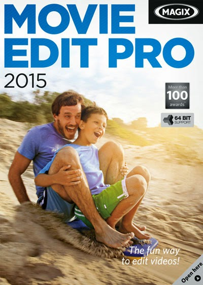 Download MAGIX Movie Edit Pro 2015