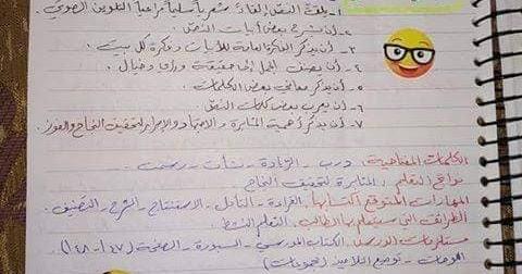 حل واعراب وشرح درس درب الريادة في اللغة العربية للصف السادس الفصل الاول