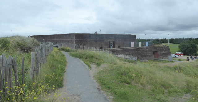 Fort Napoleon a Oostend