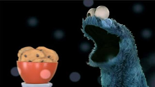 Cookie Monster sings Me Want It But Me Wait, Sesame Street Episode 4414 The Wild Brunch season 44