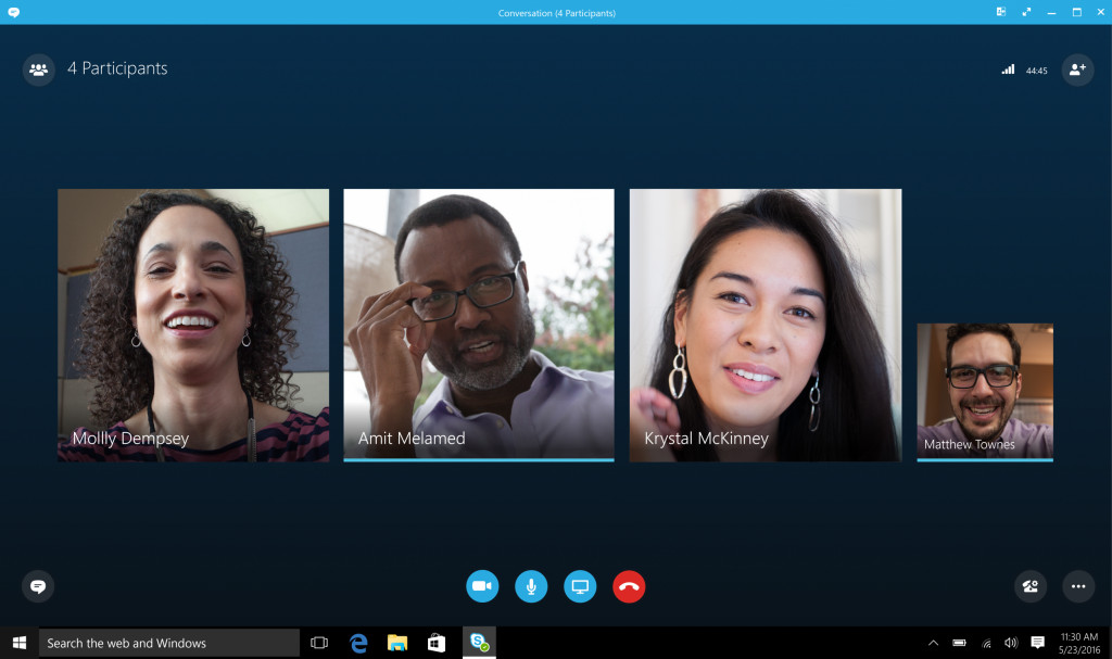 Skype per smart working