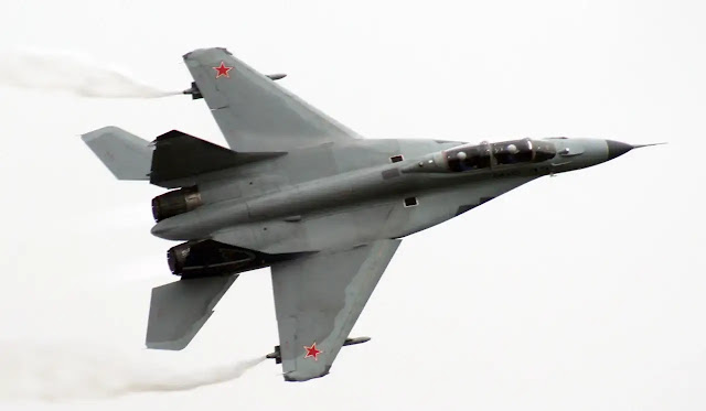 Top 10 Fighter Jets