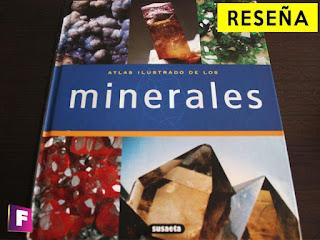 Reseña: Atlas ilustrado de los minerales