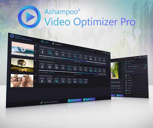 Ashampoo Video Optimizer Pro 1.0