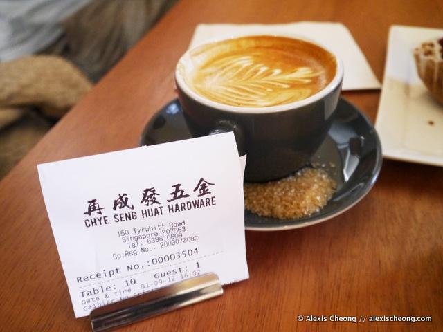 alexis blogs: Cafe Hangout: Chye Seng Huat Hardware Coffee