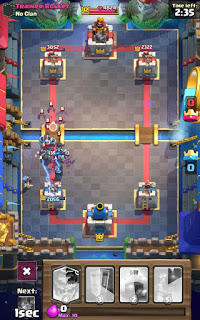 Clash Royale Mod Apk v2.3.1 (Unlimited Gold, Crystals) for Android