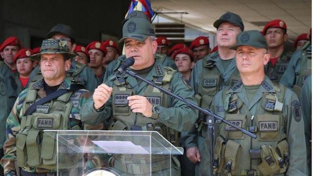 Por qué los militares no dieron el paso en la megaconspiración contra Maduro
