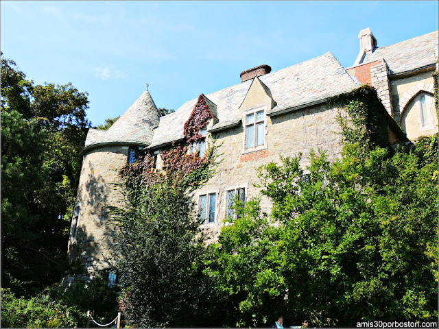 Torreón Renacentista del Castillo Medieval Hammond, Gloucester