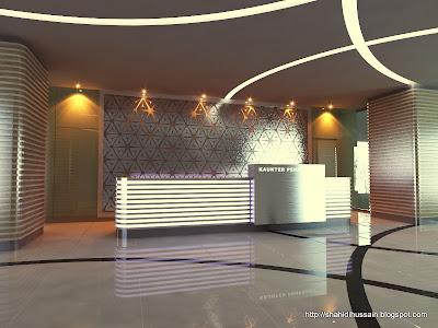 Interior Job Ideas By Kokyat Reception Desk