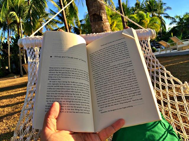Marky Ramone Go reading in Mangodlong Paradise