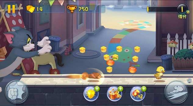 Game Tom And Jerry Mod Apk For Android Unlocked Character