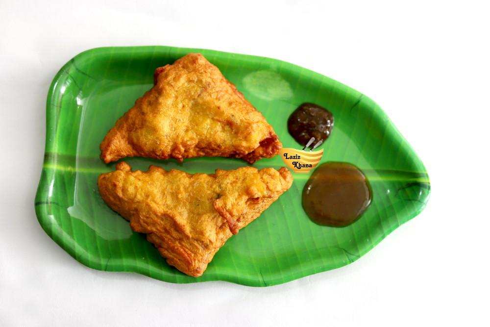 Bread Pakora Recipe in Hindi