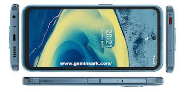 مواصفات و سعر موبايل/هاتف/جوال/تليفون نوكيا إكس ار 20 - Nokia XR20 - البطاريه/ الامكانيات و الشاشه و الكاميرات هاتف نوكيا Nokia XR20