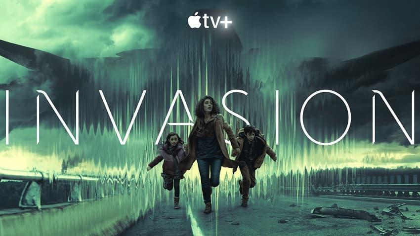 Apple TV+ показал свежий трейлер фантастического сериала «Вторжение» - Постер