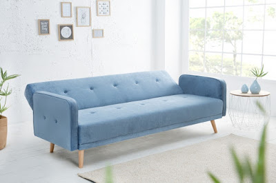 moderní nábytek Reaction, nábytek k sezení, rozkládací sedačky