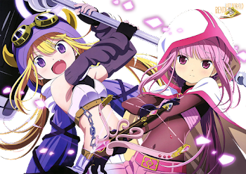 ANIME   FAMILY RENDERS: RENDER#78 - MAGIA RECORD BY FLUORALD