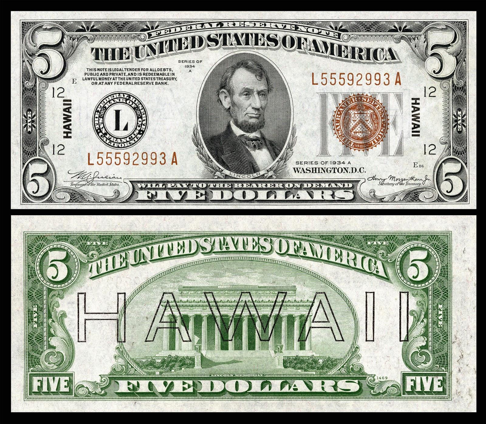 Us Virgin Islands Money Currency