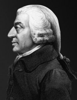 Adam Smith Tokoh Terkemuka Pembangunan Ekonomi
