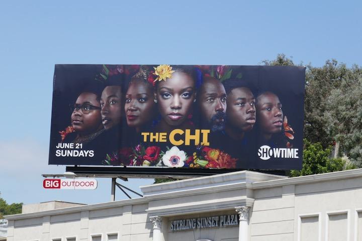 Chi season 3 billboard
