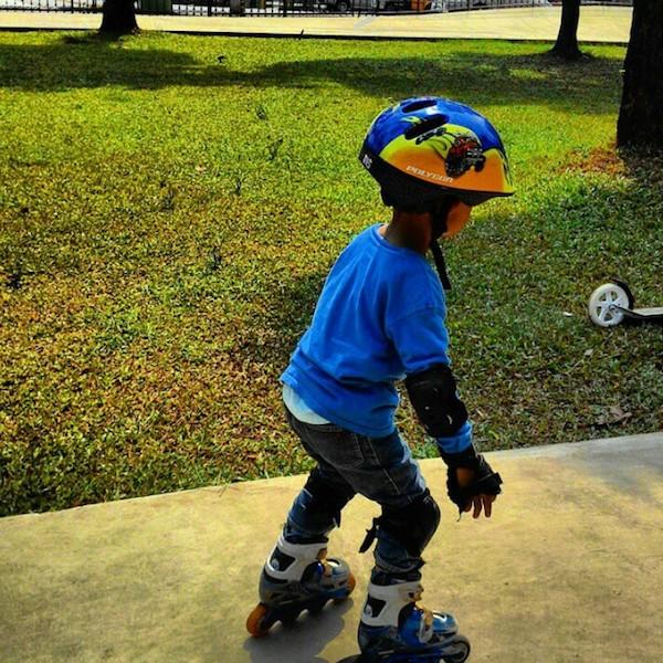 Ajak Anak Aktif Bergerak! Selamat Tinggal Bau Tak Sedap