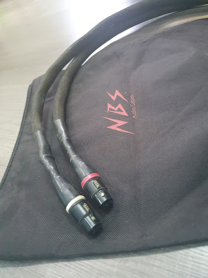 NBS Signature XLR Interconnect (Used) 20200713_141446